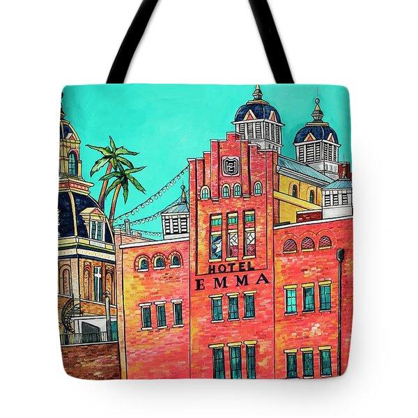 The Emmas Pearl Tote Bag