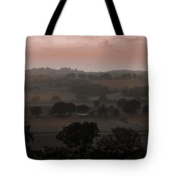 The English Landscape Tote Bag