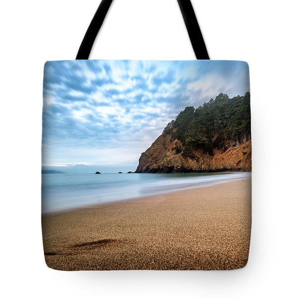 Tote Bag featuring the photograph The Escape- by JD Mims