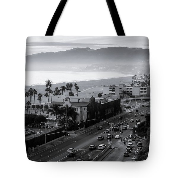 The Evening Drive Home Tote Bag