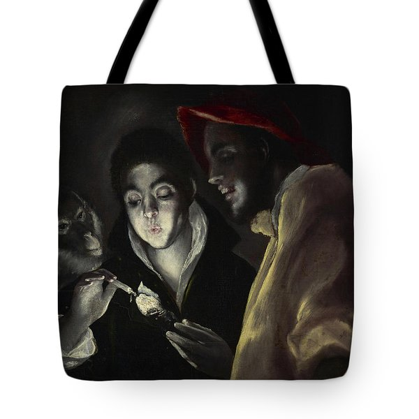The Fable Tote Bag
