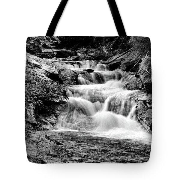 The Falls End Tote Bag