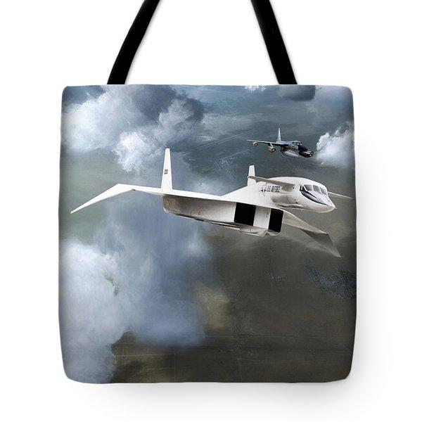 The Fast Lane Tote Bag