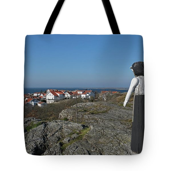The Fisherman's Wife Tote Bag