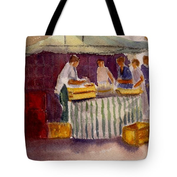 The Fishmonger Tote Bag