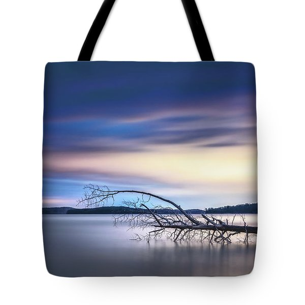 The Floating Tree Tote Bag