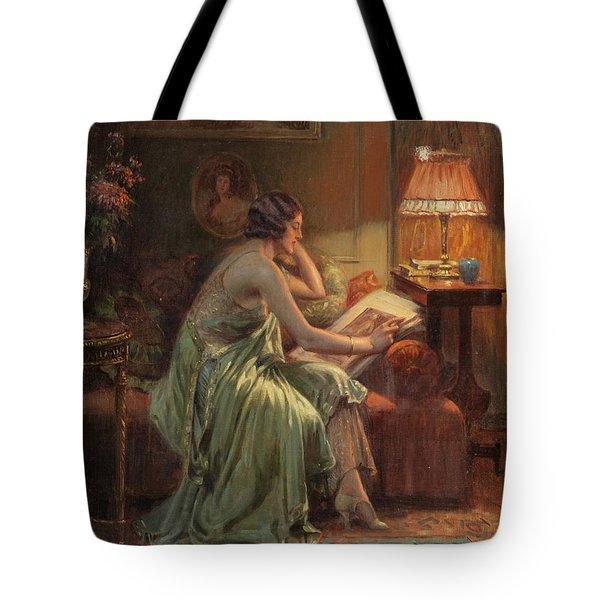 The Folio Tote Bag