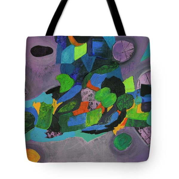 The Force Of Nature Tote Bag