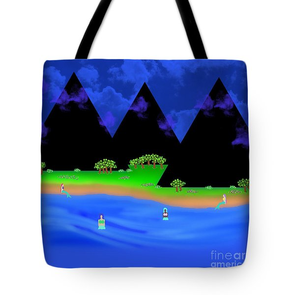 The Gathering Place Tote Bag