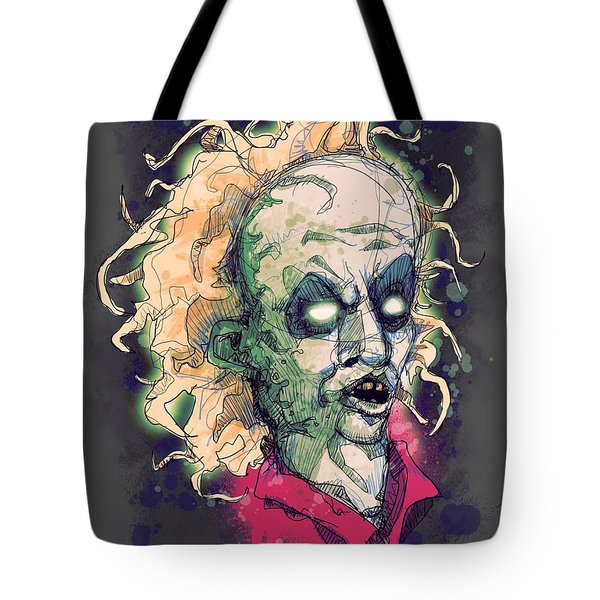 The Ghost With The Most Tote Bag