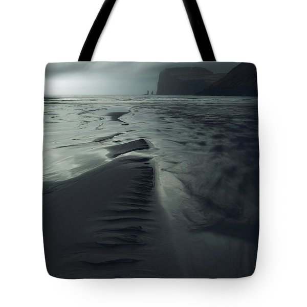The Giant And The Hag Tote Bag