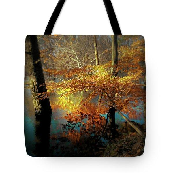 The Golden Bough Tote Bag
