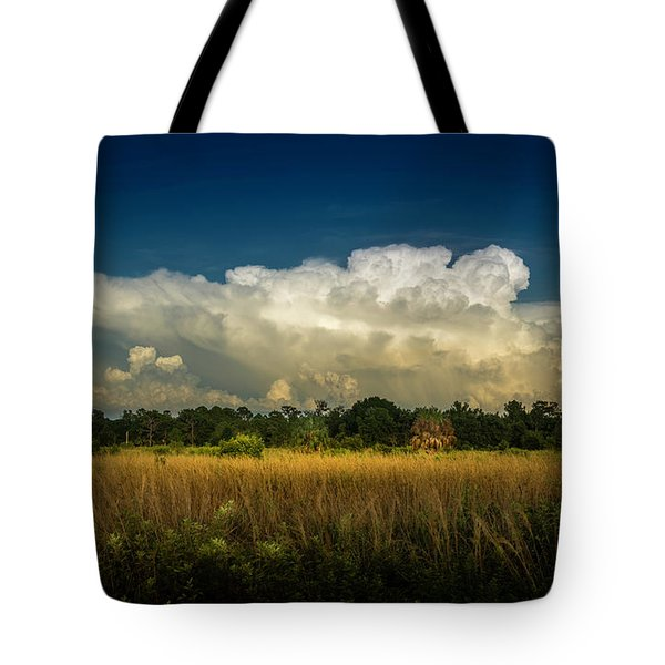 The Golden Fields Tote Bag