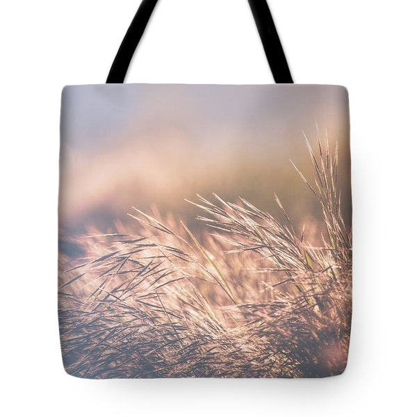 The Golden Morning 3 Tote Bag