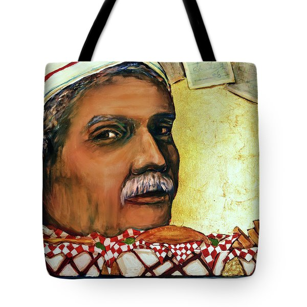 The Golden Years - Cook Tote Bag