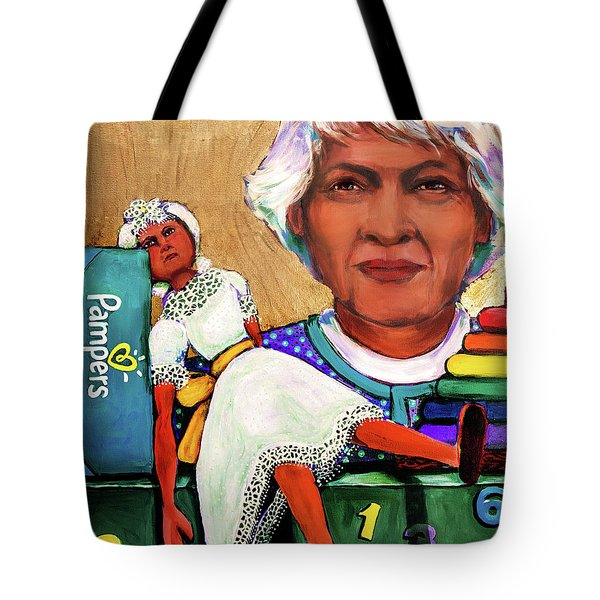The Golden Years - Daycare Worker Tote Bag