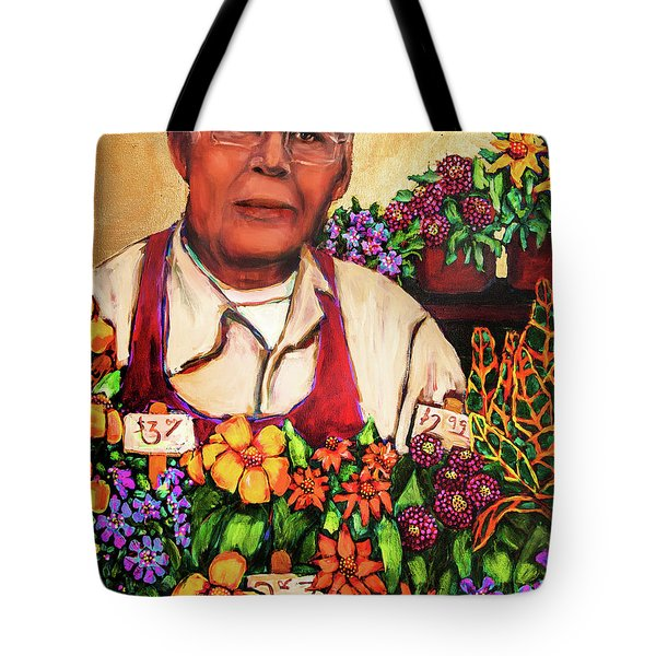 The Golden Years - Florist Tote Bag