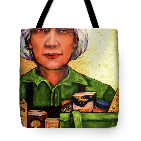 The Golden Years - Grocery Bagger Tote Bag