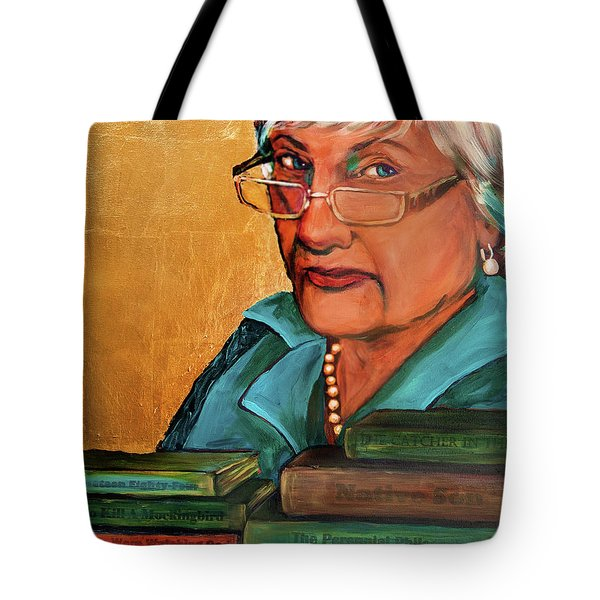 The Golden Years - Library Assistant Tote Bag
