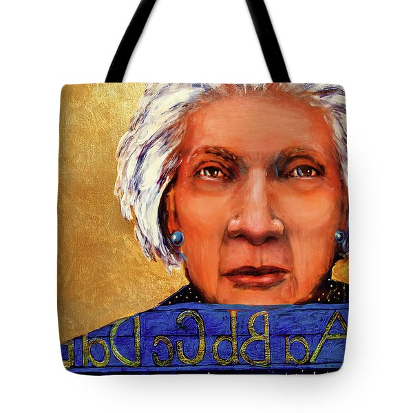 The Golden Years - Substitute Teacher Tote Bag