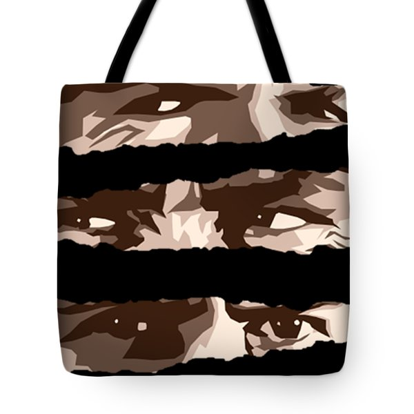 The Good The Bad The Ugly Tote Bag