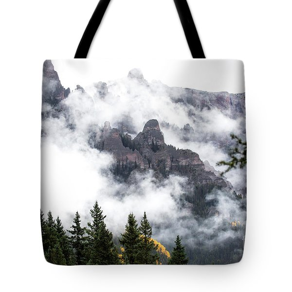 The Grey Havens Tote Bag