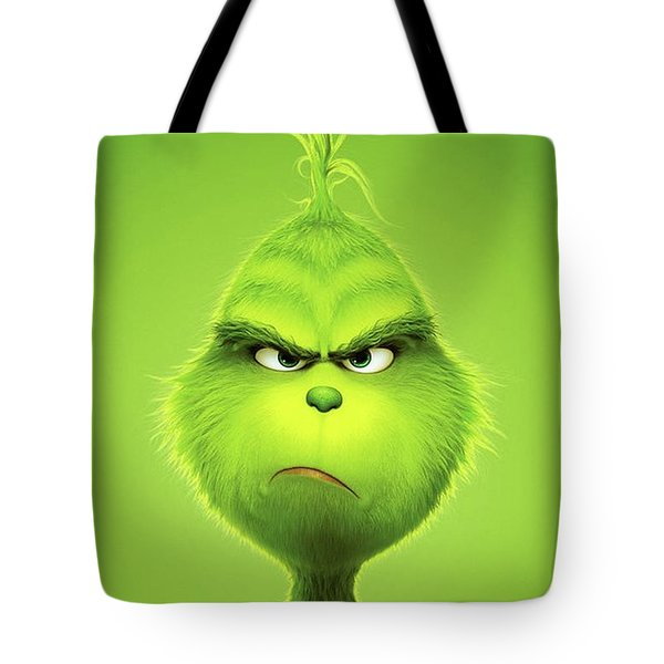 The Grinch, 2018 B Tote Bag