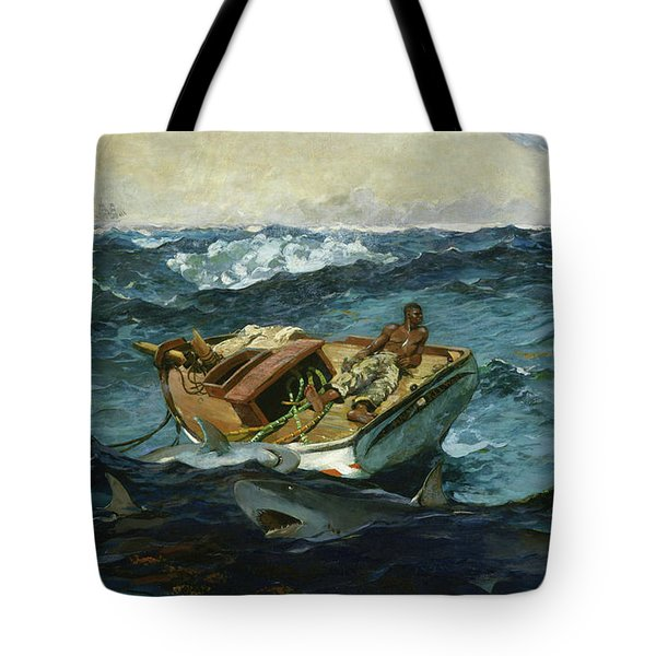 The Gulf Stream - Digital Remastered Edition Tote Bag