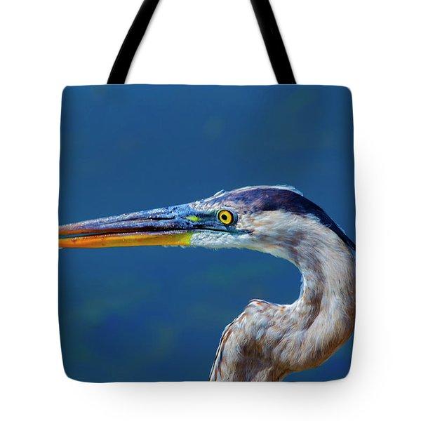 The Headshot Tote Bag