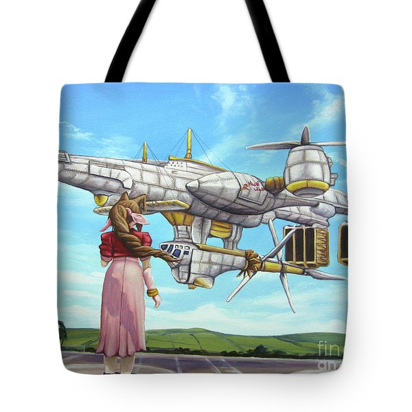 The Highwind Tote Bag