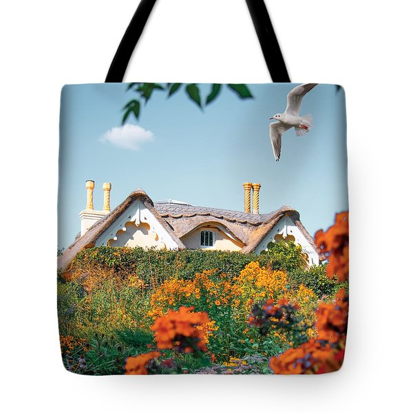 The Hobbit House Tote Bag