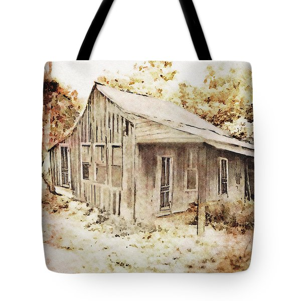 The Home Place Tote Bag