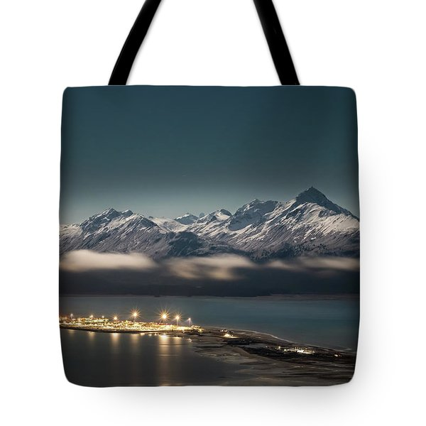The Homer Spit Tote Bag