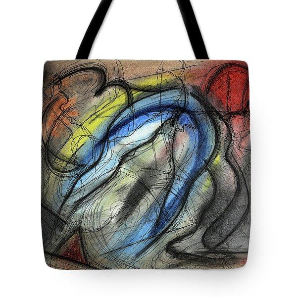 The Hump Tote Bag