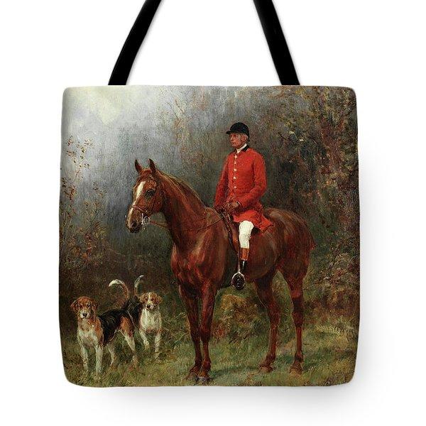 The Huntsman Tote Bag