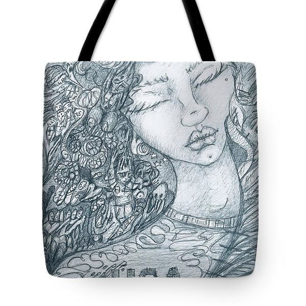 The Immigrant Heart Tote Bag