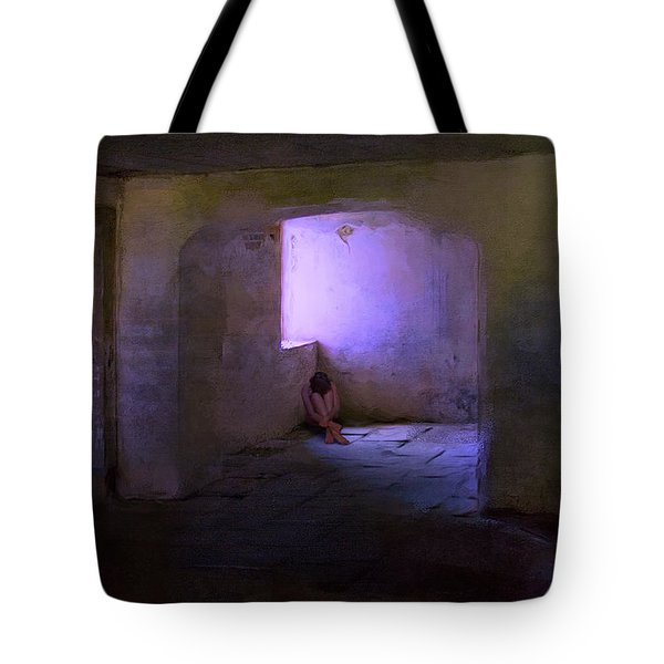 The Inner Place Tote Bag