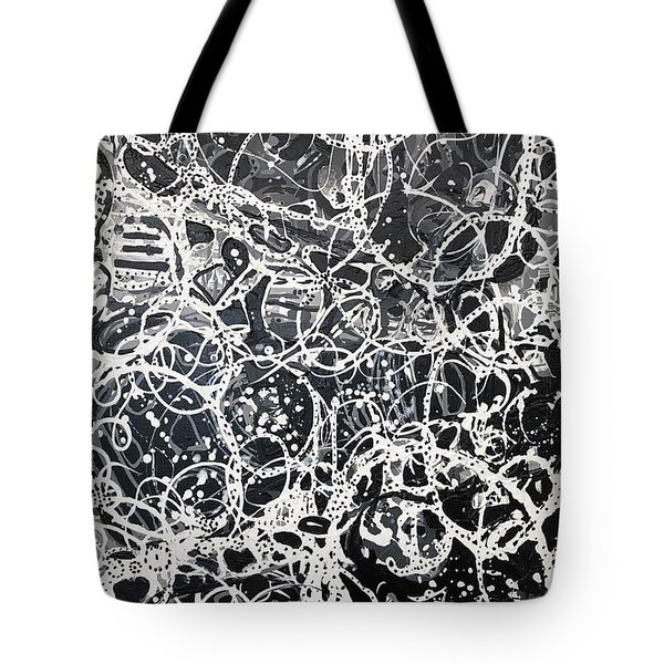 The Inner Workings Of The Womans Mind Tote Bag