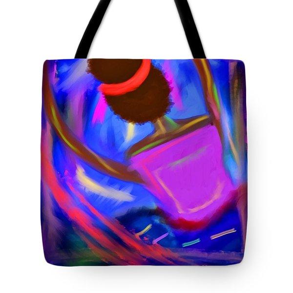 The Intercessor Tote Bag