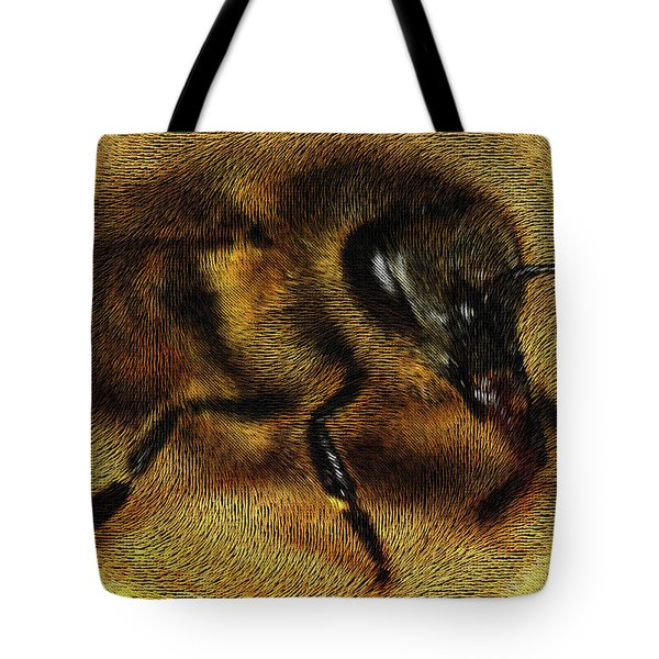 The Killer Bee Tote Bag