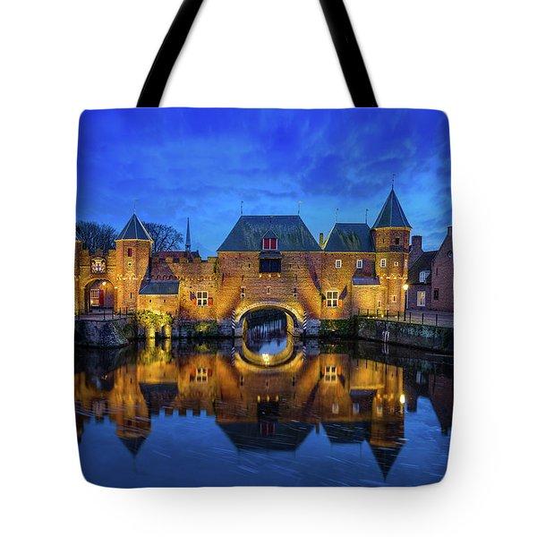 The Koppelpoort Amersfoort Tote Bag