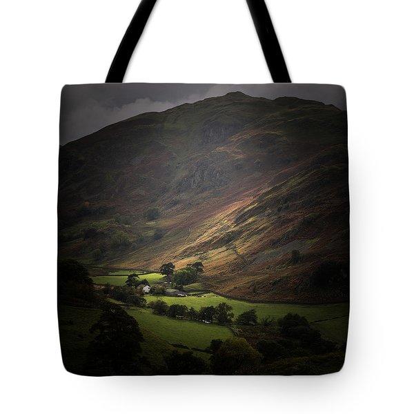 The Lake District Uk 002 Tote Bag