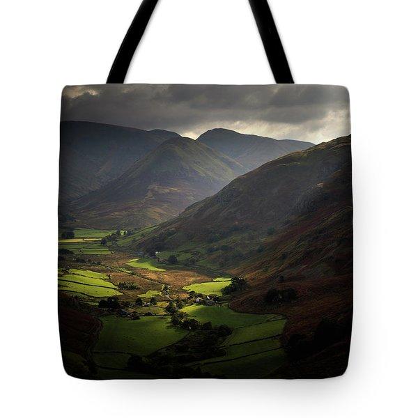 The Lake District Uk 004 Tote Bag