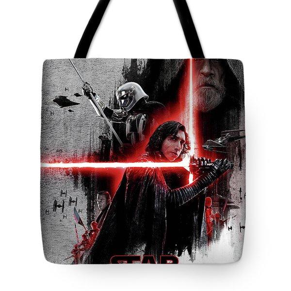 The Last Jedi  Tote Bag