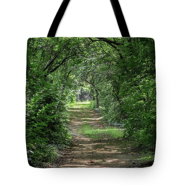 Tote Bag featuring the photograph The Light Beyond by Dale Kincaid