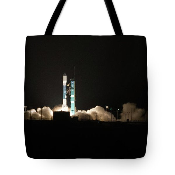 The Light Of A New Day Tote Bag