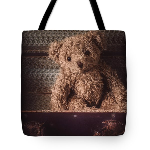 The Little Vagabond Tote Bag