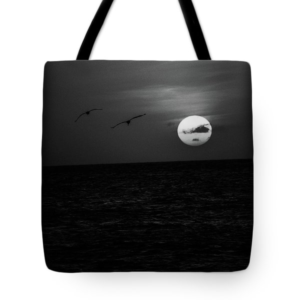 The Long Flight Tote Bag