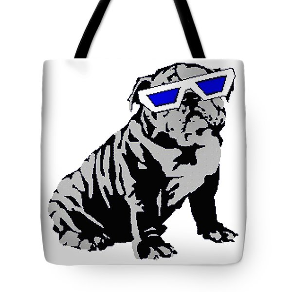 The Lucky Puppy Tote Bag