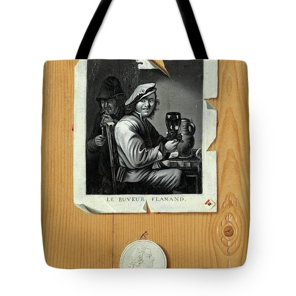 The Merry Drinker Tote Bag